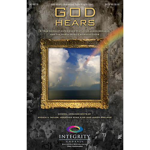 Integrity Choral God Hears CD 10-PAK Arranged by Steven V. Taylor/Ryan King/Jason Breland