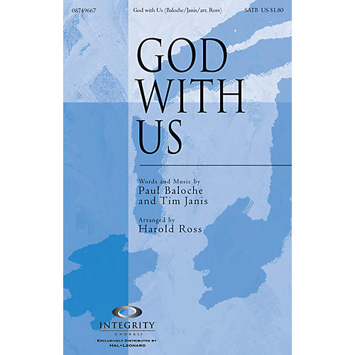 Integrity Choral God with Us CD ACCOMP Arranged by Harold Ross