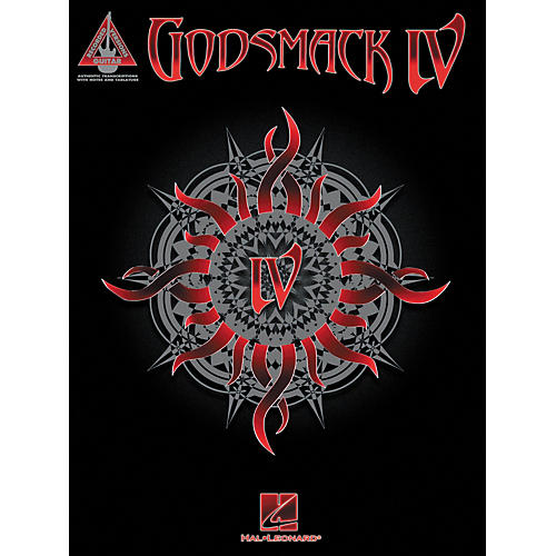 Hal Leonard Godsmack IV Guitar Tab Songbook