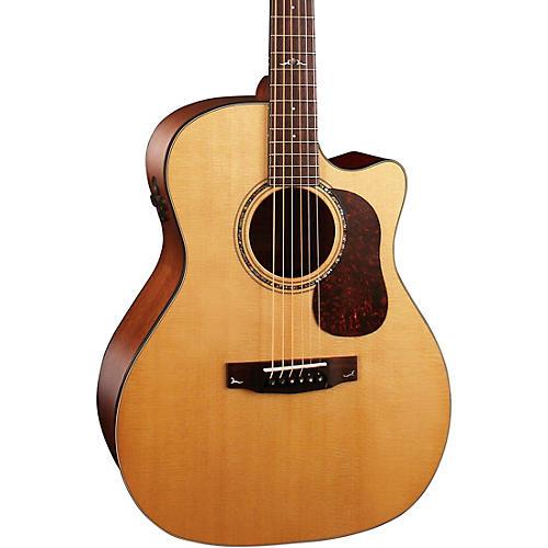 Cort Gold A6 Grand Auditorium Acoustic-Electric Guitar