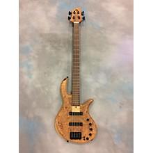 Elrick Gold Bass 4 Electric Bass Guitar