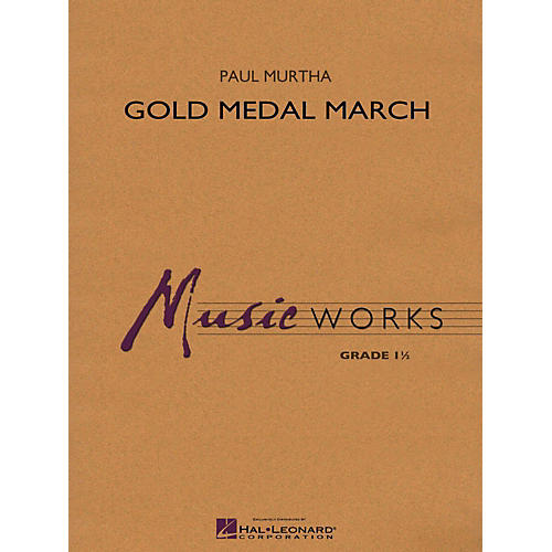 Hal Leonard Gold Medal March Concert Band Level 1