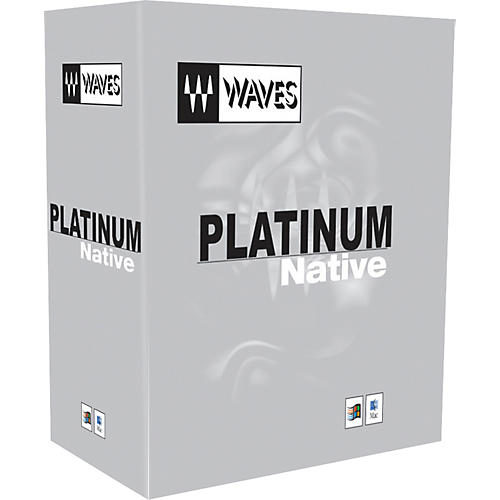 Waves Gold Native + RENII Native to Platinum Native Upgrade