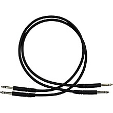 """Mogami Gold Series 18"""" TT Patch Cables - Pair"""