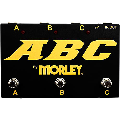 Morley Gold Series ABC Switcher