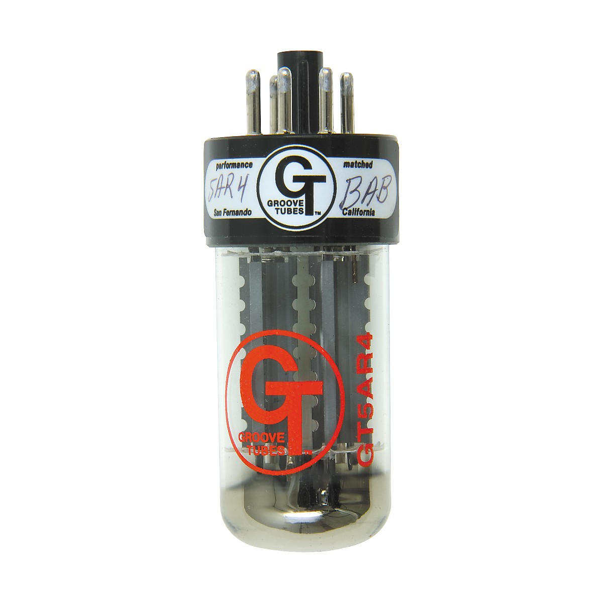 Groove Tubes Gold Series GT-5AR4/GZ34 Rectifier Tube