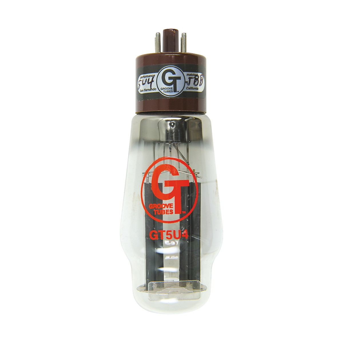 Groove Tubes Gold Series GT-5U4 GZ32 Rectifier Tube