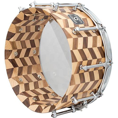 Gretsch Drums Gold Series Zig Zag Snare Drum