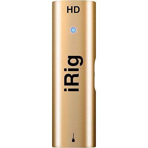 IK Multimedia Golden Anniversary iRig HD