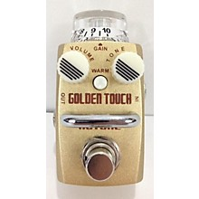 Hotone Effects Golden Touch Overdrive Effect Pedal