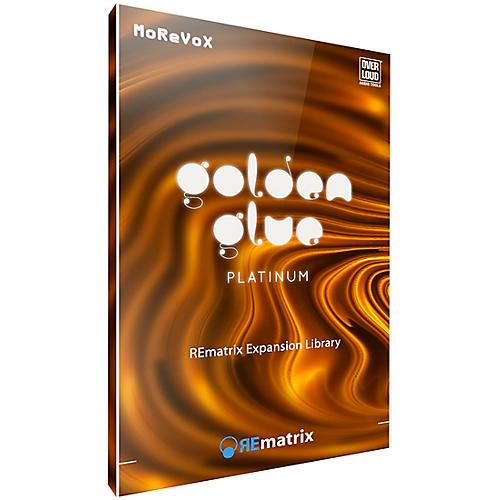 Overloud GoldenGlue Platinum - REmatrix Expansion IR Library (Download)