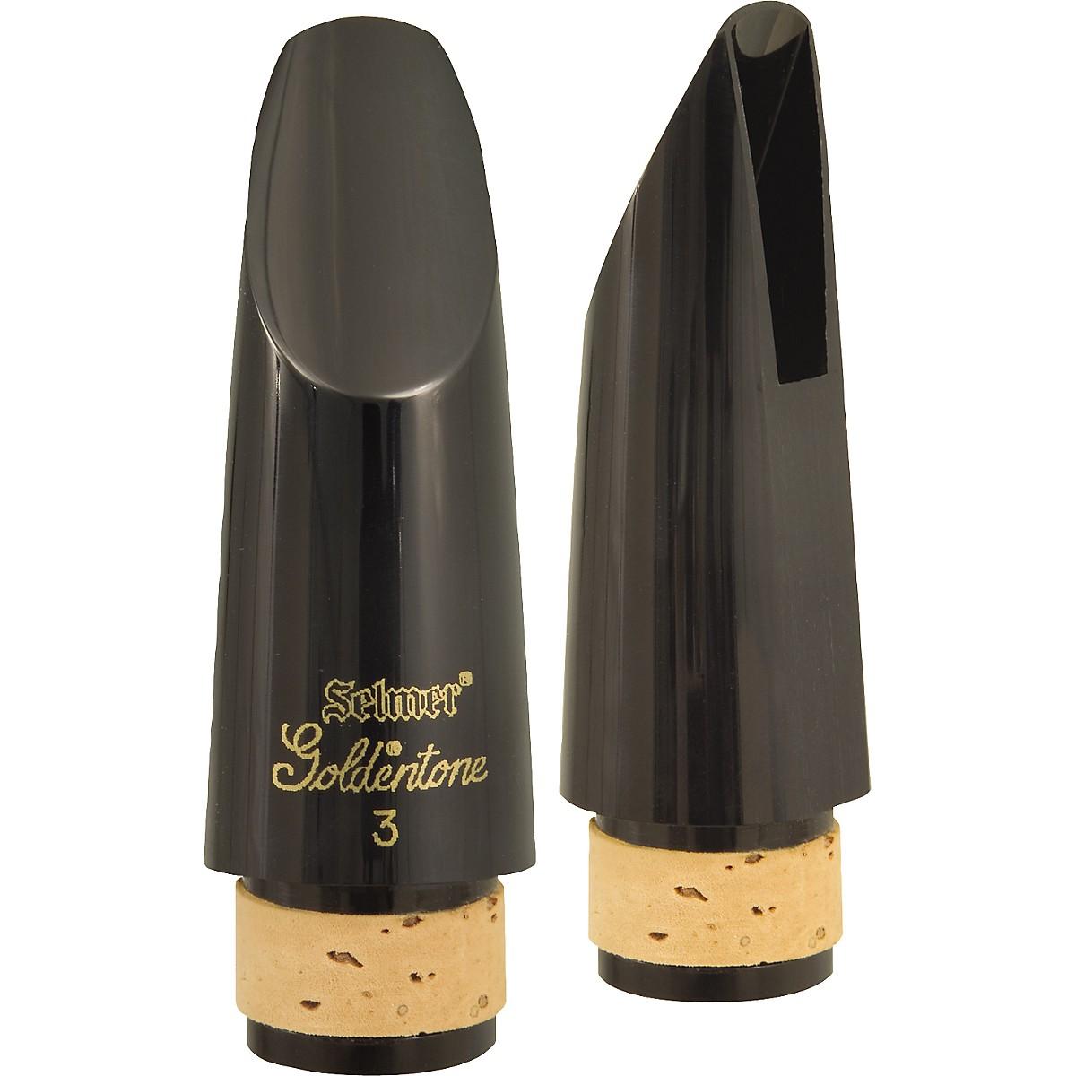 Selmer Goldentone Bb Clarinet Mouthpiece