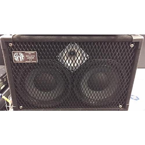 SWR Goliath Jr II 2x10 Bass Cabinet