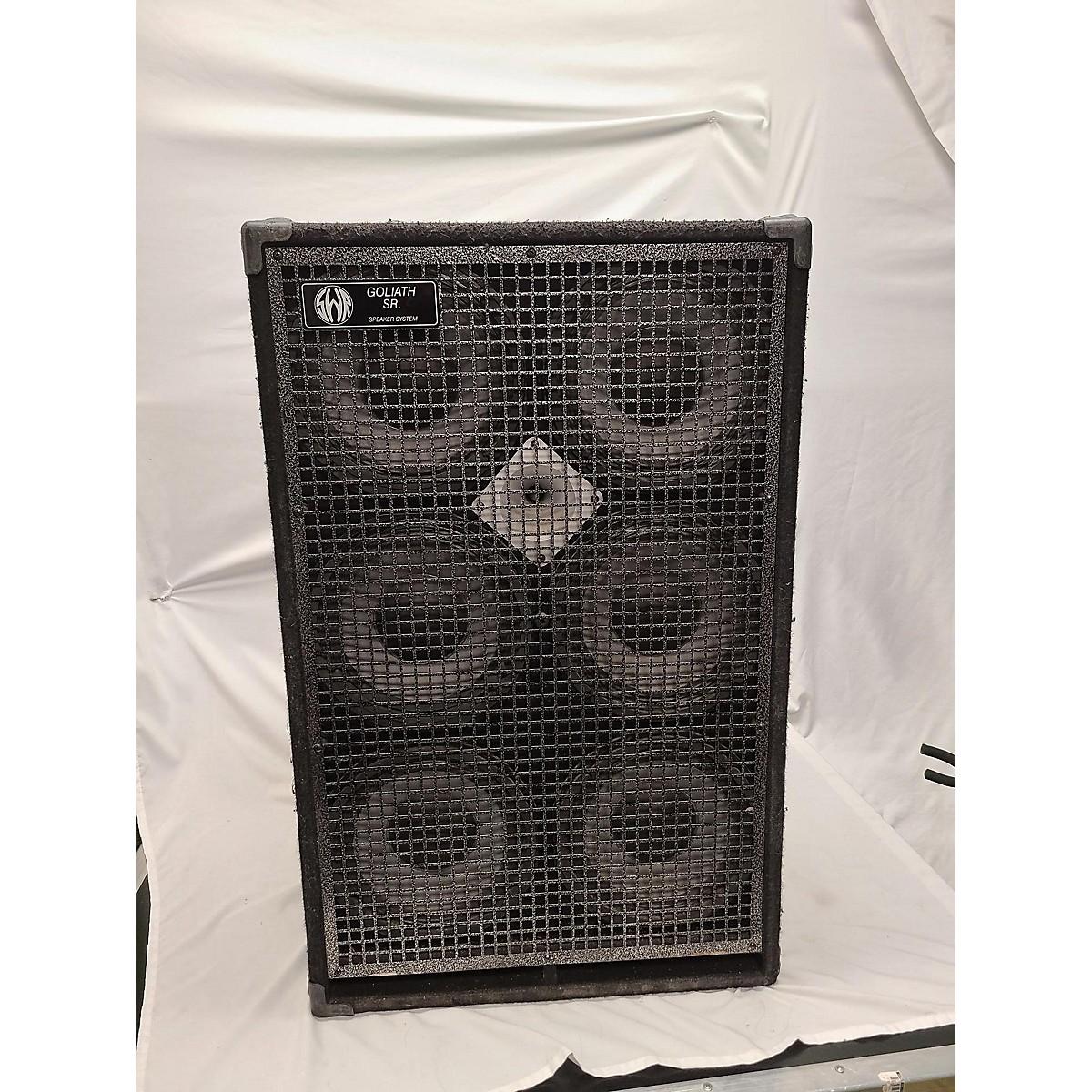 SWR Goliath SR. 6x10 Bass Cabinet