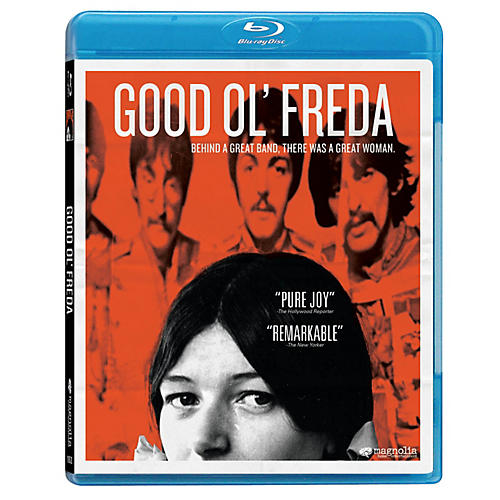 Magnolia Home Entertainment Good Ol' Freda (Blu-Ray Disc) Magnolia Films Series DVD Performed by The Beatles