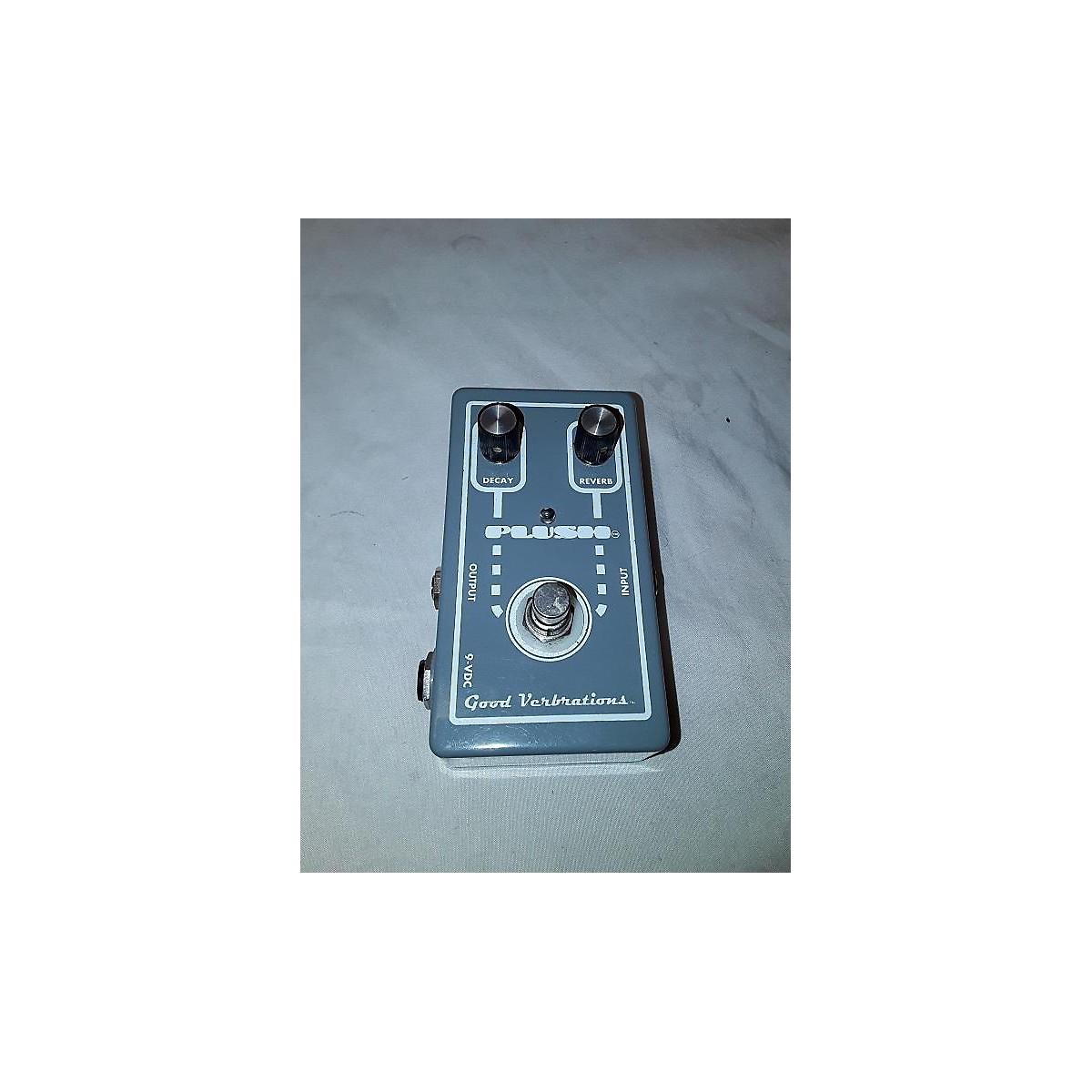 Peluso Good Verbrations Effect Pedal