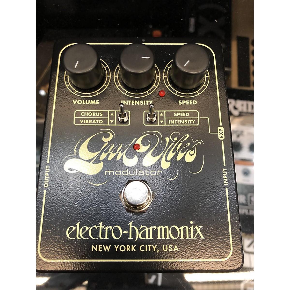 Electro-Harmonix Good Vibes Effect Pedal