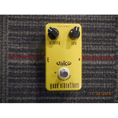 VALCO Good Vibrations Effect Pedal