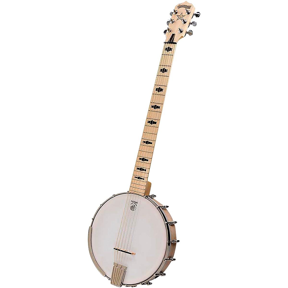 Deering Goodtime 6- String Banjo