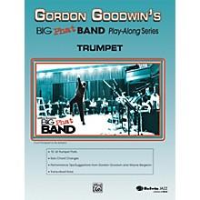 Alfred Gordon Goodwin's Big Phat Band Play Along Series Trumpet Book & CD