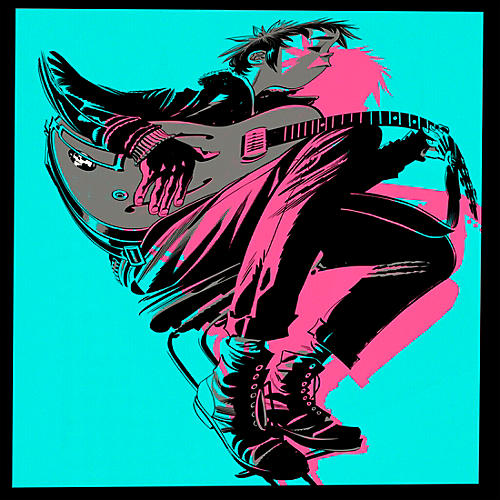 WEA Gorillaz - The Now Now