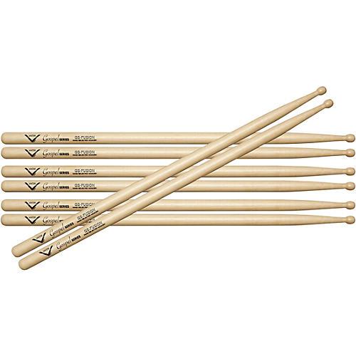 Vater Gospel Fusion Drum Sticks—Buy 3 Get 1 Free