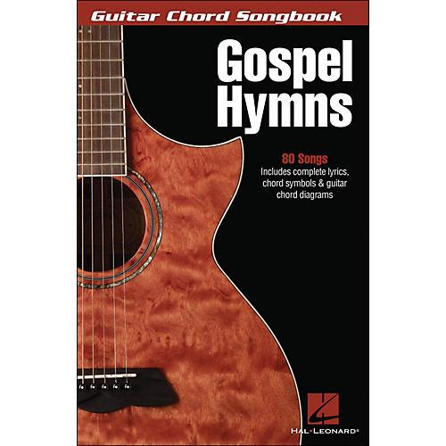 Hal Leonard Gospel Hymns - Guitar Chord Songbook | Guitar Center