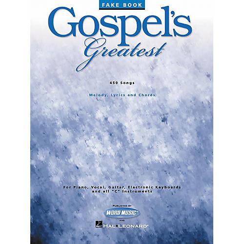 Hal Leonard Gospel's Greatest