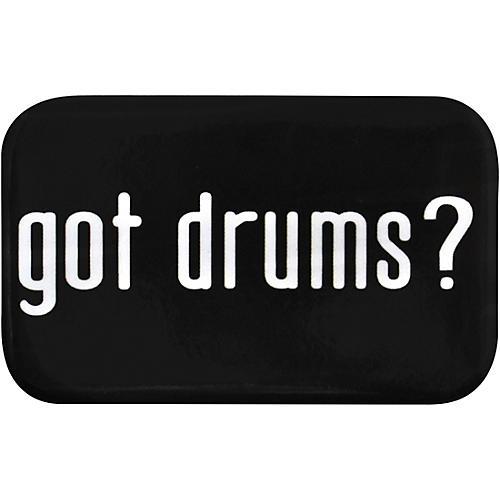 AIM Got Drums Metal Magnet