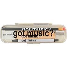 AIM Got Music? Pencil Case with Supplies