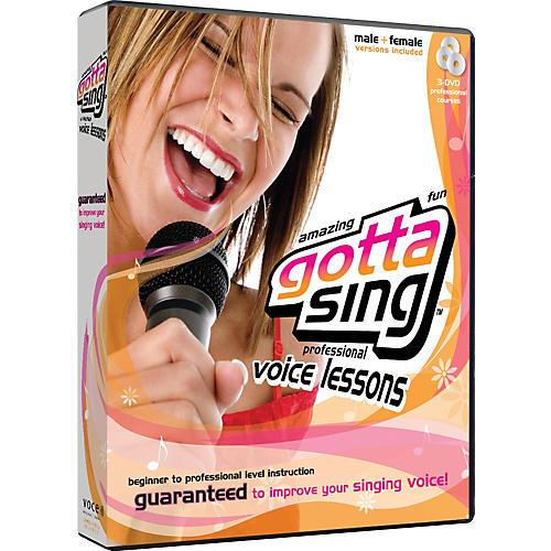 Emedia Gotta Sing 3 DVD Set