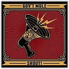 Gov't Mule - Shout! Vinyl LP
