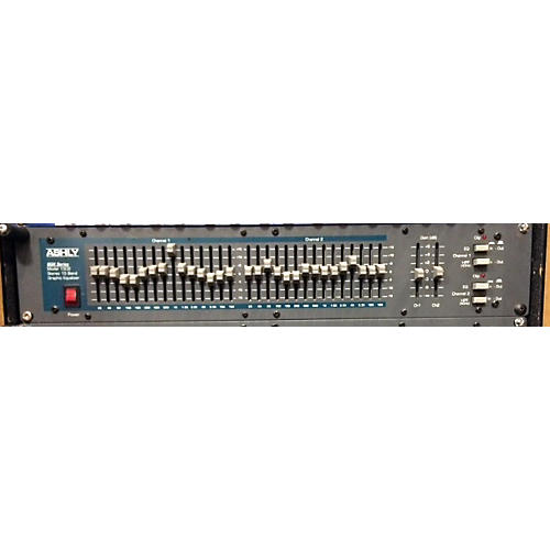 Ashly Audio Gqx1502 Equalizer