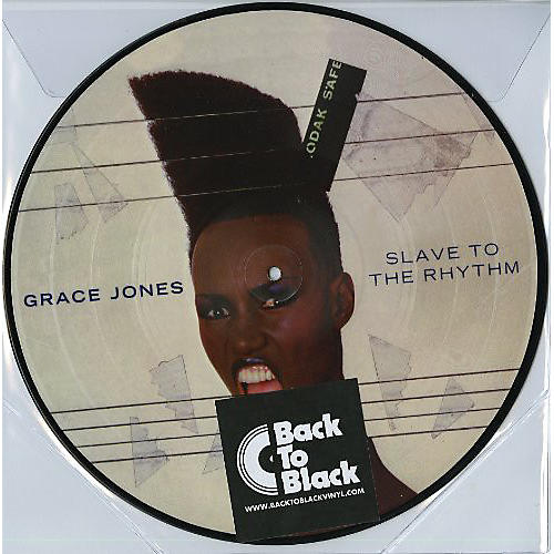 Alliance Grace Jones - Slave to the Rhythm