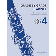 Boosey and Hawkes Grade by Grade - Clarinet (Grade 4) Boosey & Hawkes Chamber Music Series BK/CD