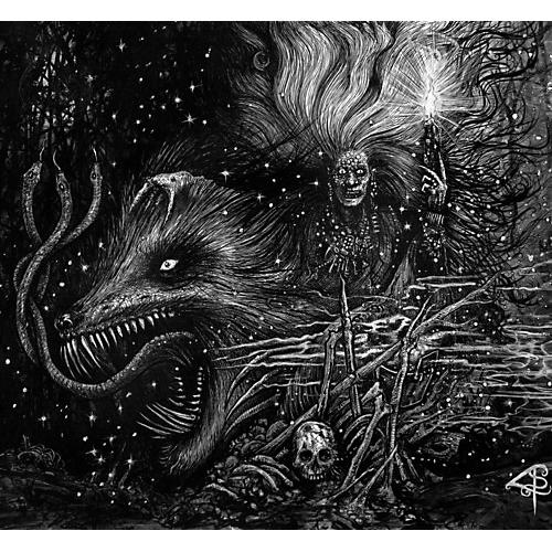 Alliance Grafvitnir - Obeisance To A Witch Moon