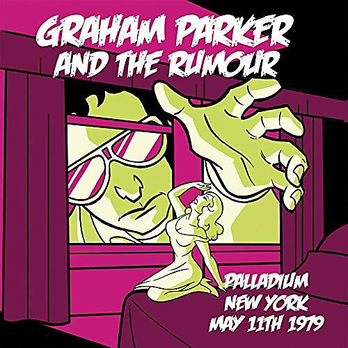 Alliance Graham Parker - Live In New York