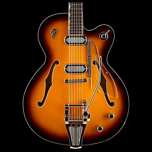 Duesenberg Gran Majesto Single Cutaway Semi-Hollow Electric Guitar