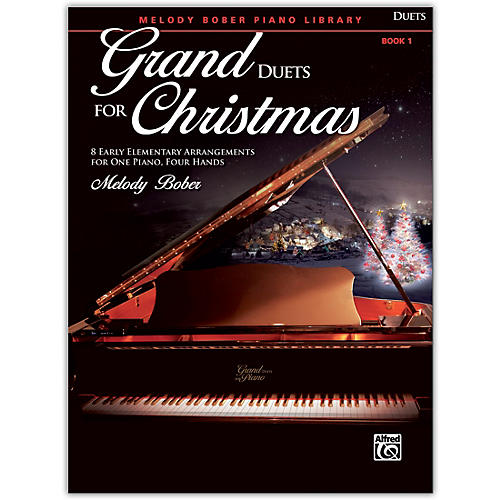 Alfred Grand Duets for Christmas, Book 1 Early Elementary