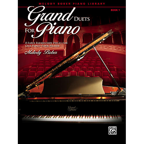 Alfred Grand Duets for Piano Book 1
