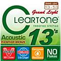 Cleartone Grand Light Phosphor Bronze Acoustic Guitar Strings (13-53) thumbnail