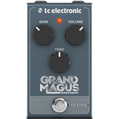 TC Electronic Grand Magus Distortion Effect Pedal