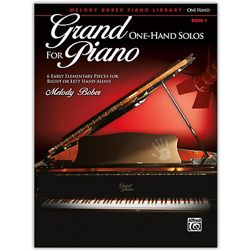 Alfred Grand One-Hand Solos for Piano, Book 1 Early Elementary