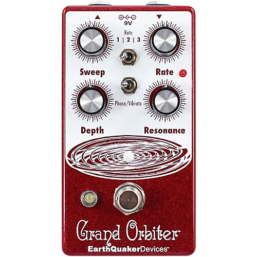 Earthquaker Devices Grand Orbiter V3 Phase Effects Pedal