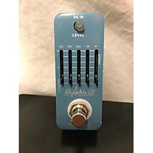 Mooer Graphic G 5-band EQ Pedal