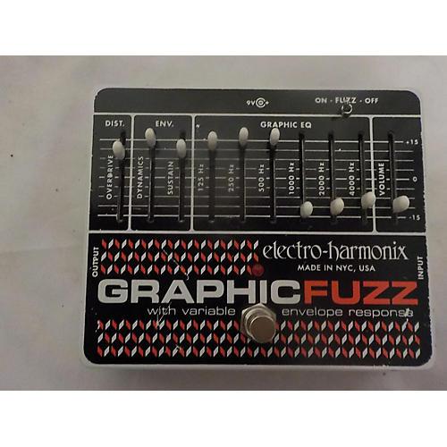 Electro-Harmonix Graphicfuzz Pedal