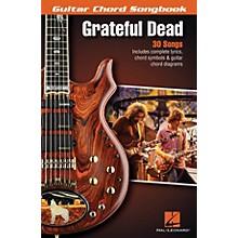 Hal Leonard Grateful Dead - Guitar Chord Songbook Guitar Chord Songbook Series Softcover Performed by Grateful Dead