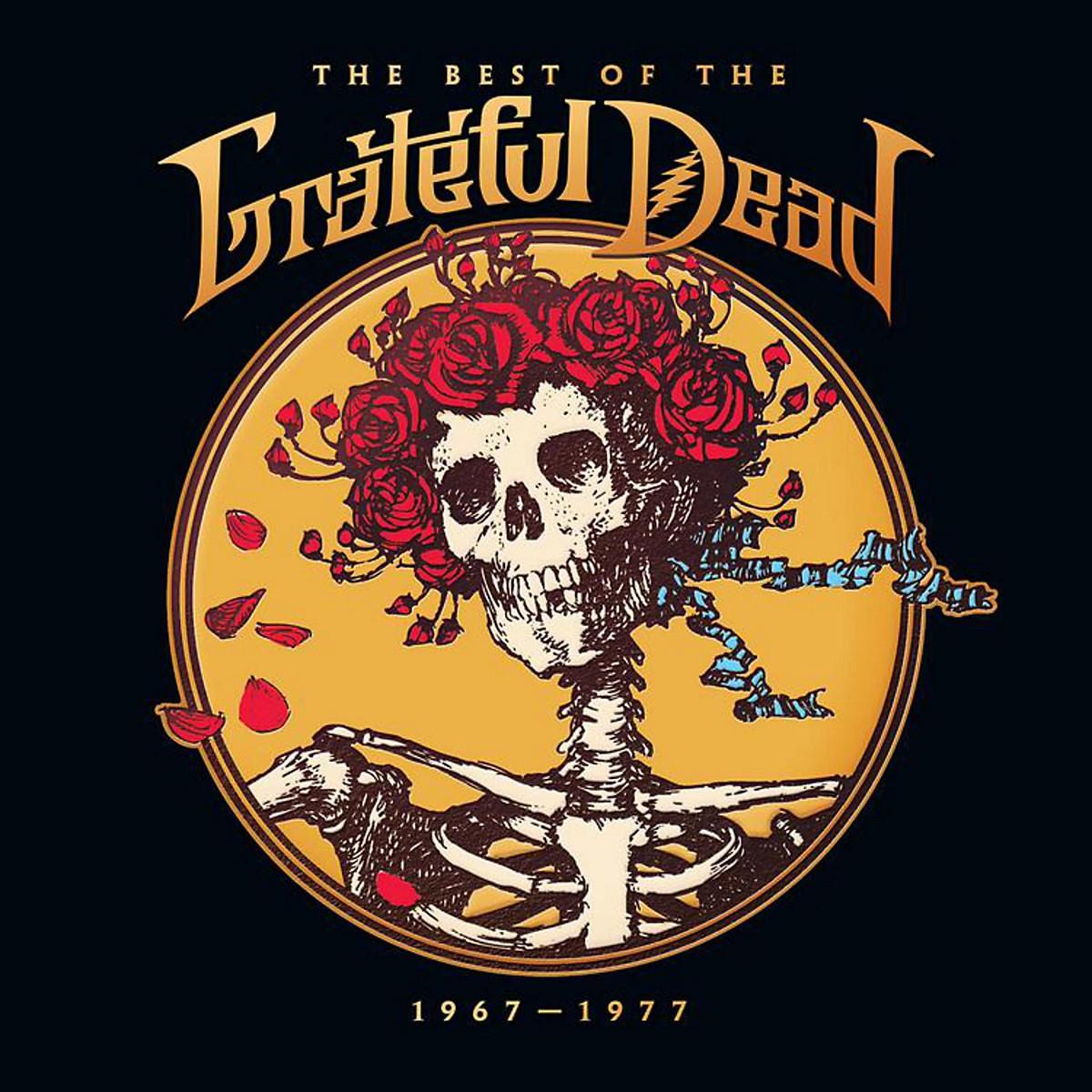 WEA Grateful Dead - The Best of the Grateful Dead 1967-1977 Vinyl LP