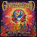 Browntrout Publishing Grateful Dead 2015 Calendar Square 12x12 thumbnail