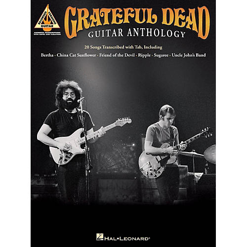 Hal Leonard Grateful Dead Guitar Anthology Guitar Tab Songbook